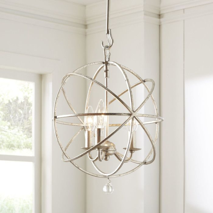 You'll love the Inner Circle Mini Chandelier at Birch Lane - With Great Deals on all products and Free Shipping on most stuff, even the big stuff.