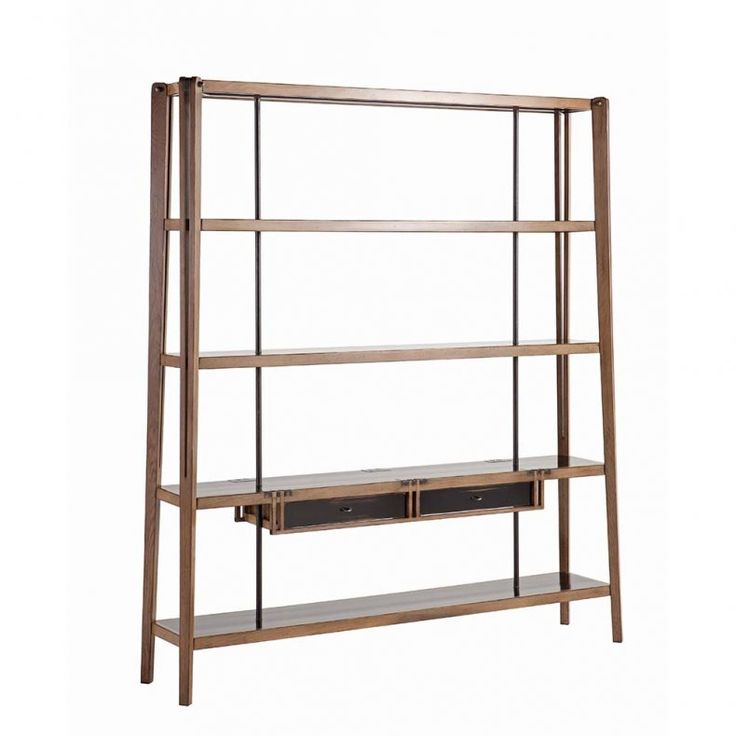 Une biblioth que design pour multiplier ses rangements shelves home and design - Bibliotheque roche bobois ...
