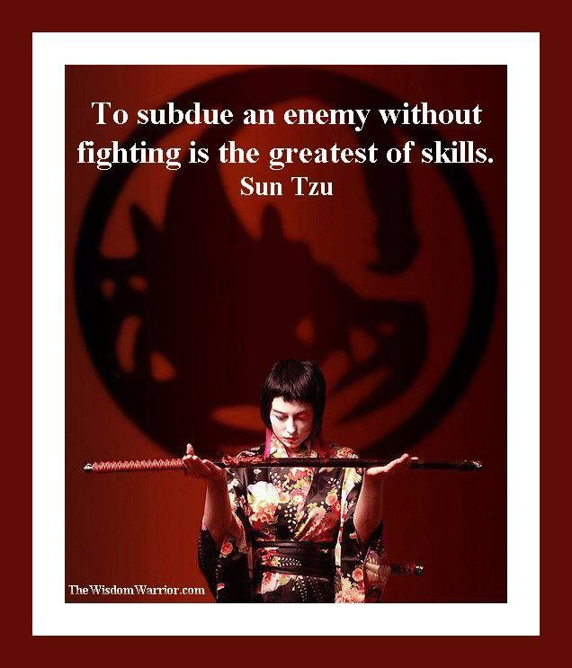 Art Of War Quotes Know Your Enemy: 49 Best SUN TZU - ART OF WAR Images On Pinterest