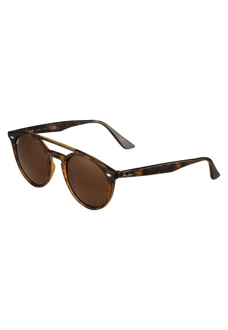 Ray-Ban. Occhiali da sole - brown . #occhialidasole #sunglasses #zalandoIT #fashion #moda Forma occhiali:Farfalla. Protezione UV:Sì. Astine:15 cm nella taglia 51. Ponte:2.1 cm nella taglia 51. Larghezza:14 cm nella taglia 51. Fantasia:monocromo