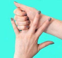 Masírujte svůj prsteníček, abyste uvolnili zácpu (1)