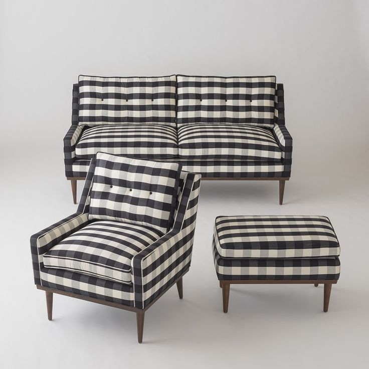 Best 25 Plaid Sofa Ideas On Pinterest Plaid Couch Sofa And Modern Living Products
