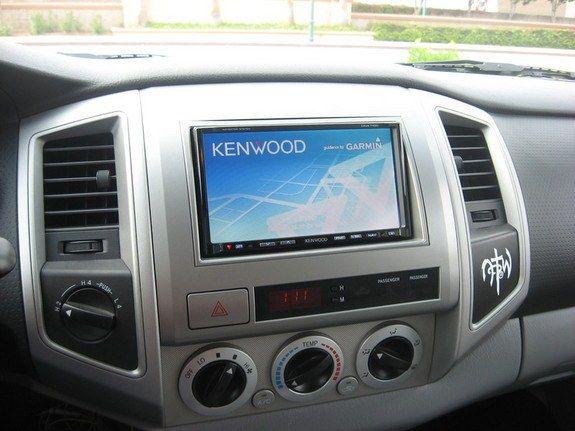 2007+toyota+tacoma+kenwood+navigation   NomolosTRD's ToyotaTacoma Xtra Cab