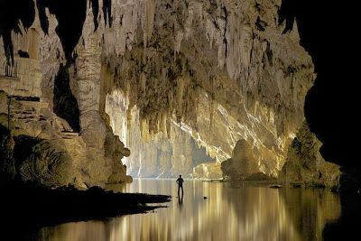 15 caves around the world - various photographers