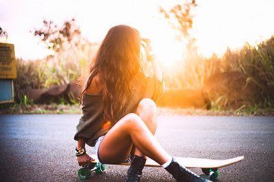 fashion, swag, skate, girl