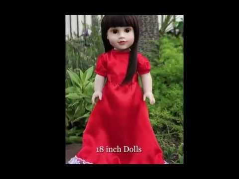 SHOP 18 inch dolls like American Girl