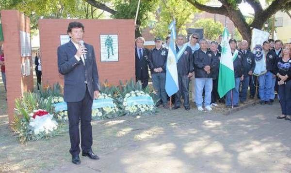 San Isidro rendirá homenaje a los caídos en Malvinas