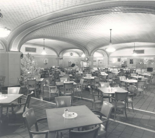 Pantlind Hotel Restaurant Interior