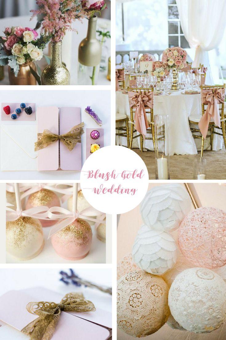 39 best Blush Pink Wedding Theme images on Pinterest | Blush pink ...