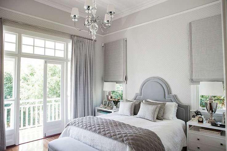 Idee camera da letto color tortora - Tessuti color tortora camera da letto