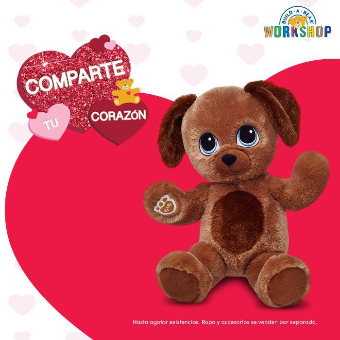 Perro Sweet Heart $400.00 pesos (La ropa y accesorios se venden por separado).