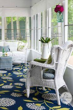 Summer Porch Decor on Pinterest | Summer Front Porches, Summer ...