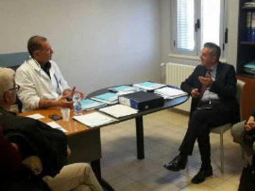 Abruzzo: #AVEZZANO: DI #PANGRAZIO CHIEDE PIU' PERSONALE AL PRONTO SOCCORSO (link: http://ift.tt/2oBgj7g )