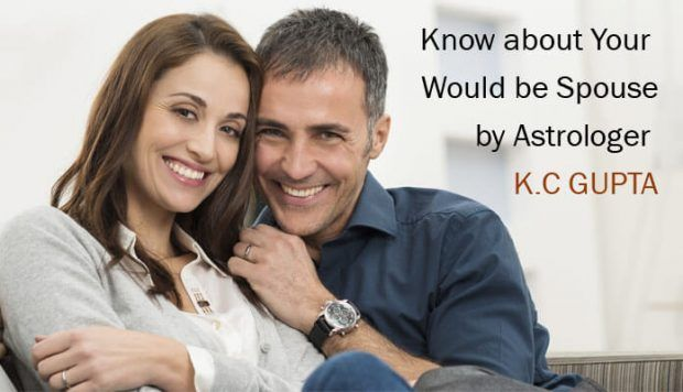 Know about Your Would be Spouse by Astrologer KC GUPTA