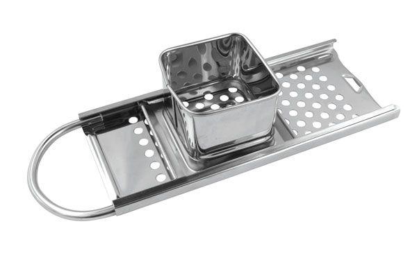Spaetzle Maker - Stainless Steel Spaetzle Maker