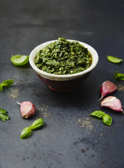 Salsa Verde | Vegetables Recipes | Jamie Oliver Recipes