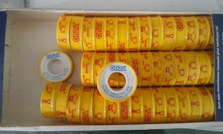 Thread Seal Tape Content: http://ift.tt/2xMvRLe Pemipaan