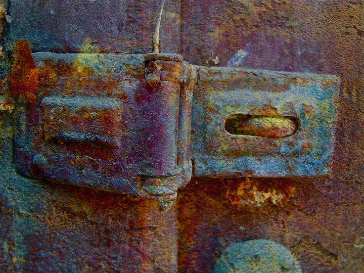 rainbow rust.