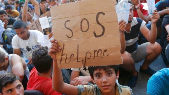 europe immigration crisis news report - Google Search