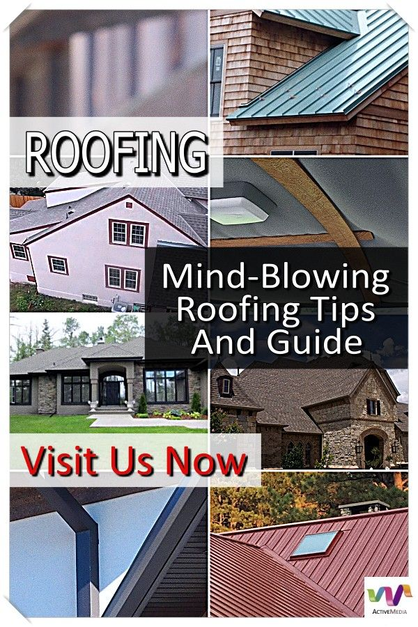 Experiencing Problems With Your Homes Roof Try These Suggestions In 2020 Roofing Options Roofing Gutters