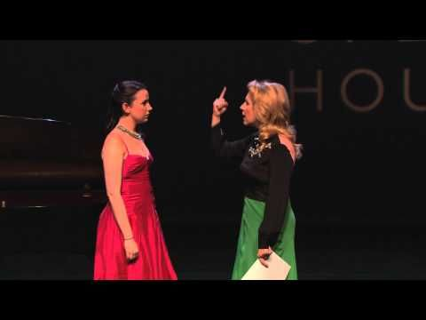 ▶ Joyce DiDonato Masterclass - Rachel Kelly - YouTube