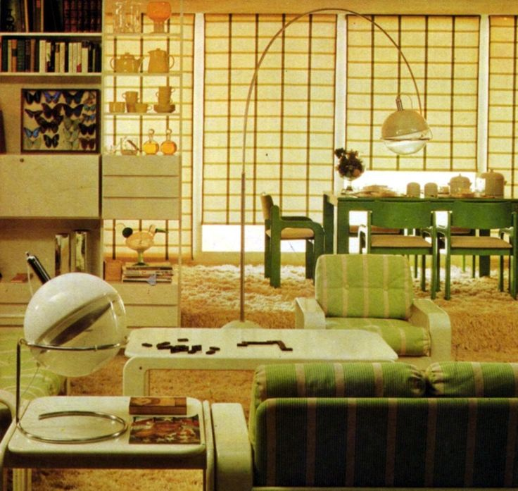 1000 images about 70s interior design on pinterest for Interior design 70s style