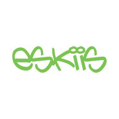 eskiis - Logo White eskiis.com