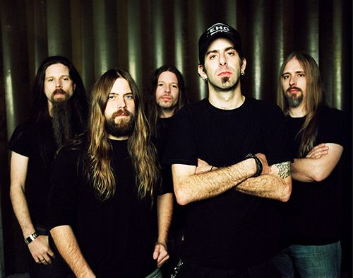 LAMB OF GOD Asks Men and Women of our U.S. Military to Submit Photos for Tour Video