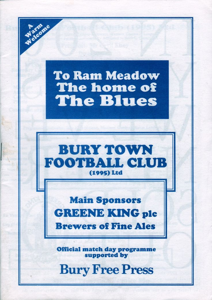 Bury Town FC