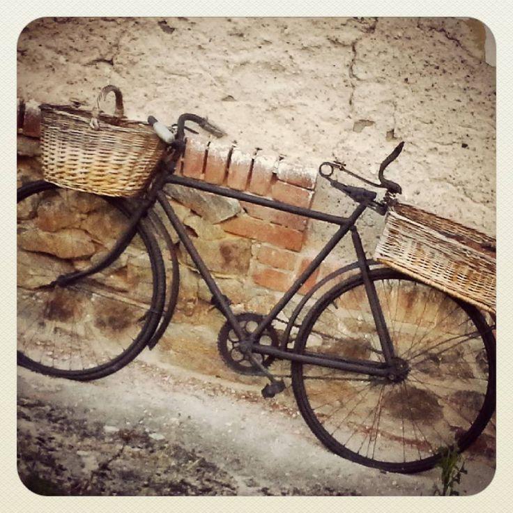 Cyklosezóna začíná :-) #bike #bikelife  #retro #retrobike #street
