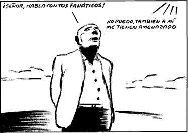 Valentín Medina: [FANATISMO]. [ARCADI ESPADA].VALENTÍN MEDINA RODRÍ...