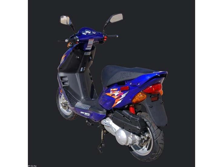 2012 Adly Moto Thunder Bike 150. www