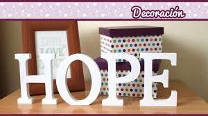 Resultado de imagen para cuartos decorados con palabras