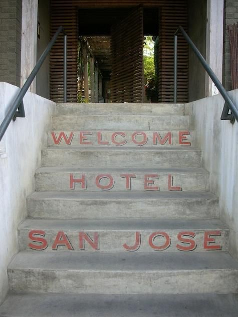 Hotel San Jose. Austin, TX. Lake Flato Architects