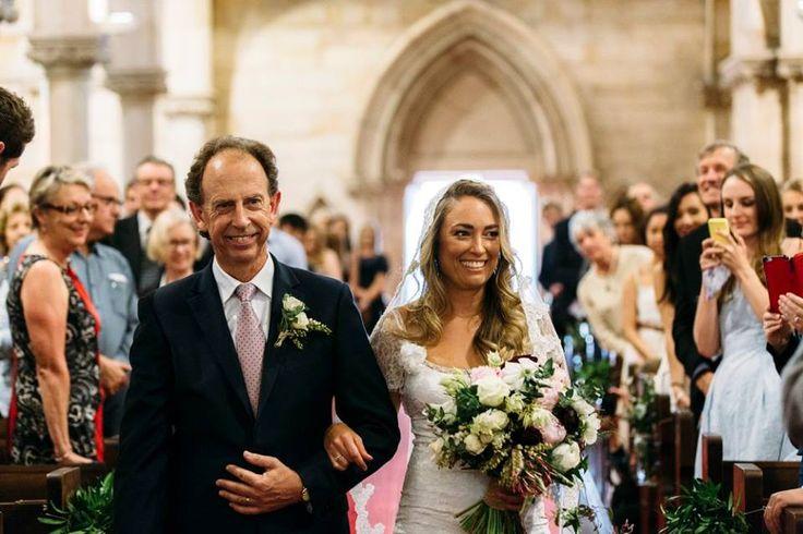 Wonderful Spring wedding flowers by Sydney wedding florist Flowerlane and Co. #sydneyweddingflorist #springweddings