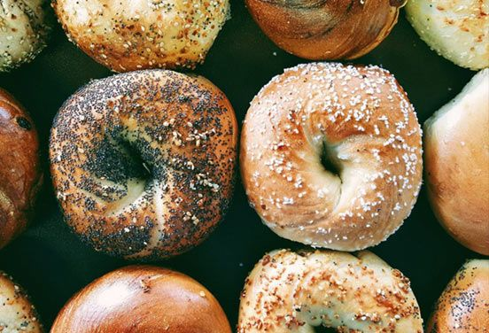 The Best Damn Bagels in NYC, Ranked | Two locations in Williamsburg; 718-218-7414 or bagelsmith.com