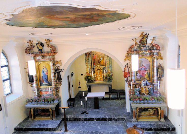 Pfarre Rankweil: St. Peter-Kirche