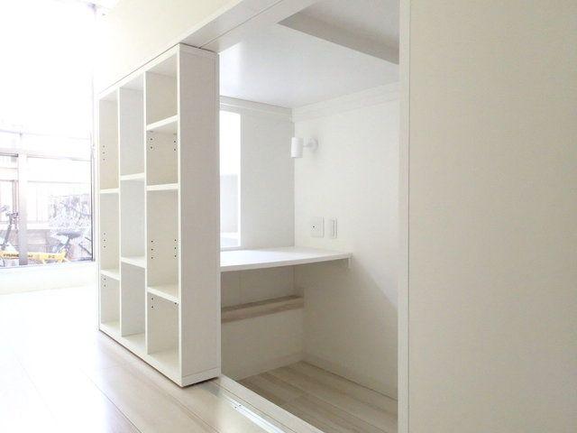ほんとは天井の低くて狭い所が好きなんだ 102号室(東京都杉並区) | 東京のリノベーション・デザイナーズ賃貸ならグッドルーム[goodroom]