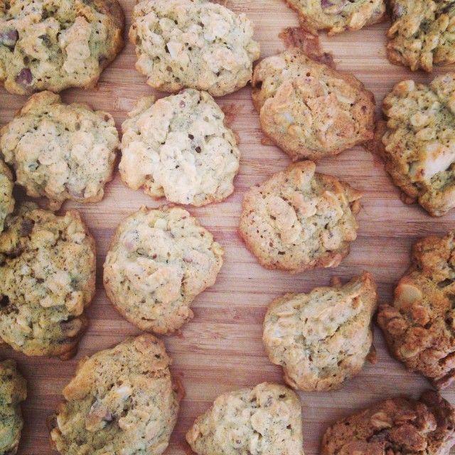 Boobie Bickies - Breastfeeding Cookies