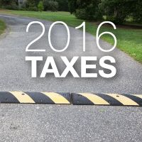 It is already time to start thinking about the 2016 #tax #season. The tax deadline is April 18. You get three extra days to gather your paperwork and file your federal tax return in 2016. That doesn't mean you have to wait until April 18 to visit your tax preparer. The #IRS recommends filing as early as possible. Feel free to contact us. We are here to assist you! #2016taxseason