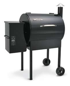 Love our Traeger Smoker