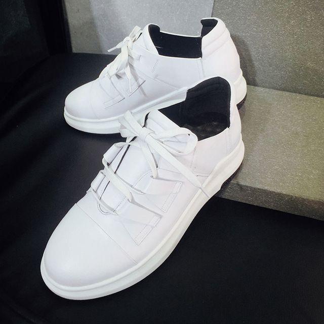 2017 Весной Дизайнер Женские Кожаные Ботинки Полное Зерно Кожа Женщины Квартиры Повседневная Зашнуровать Обувь для Женщин Zapatos Mujer