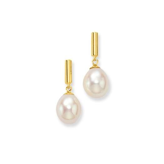 Gouden oorknoppen Gold | Juwelier Goudsmid Ooms