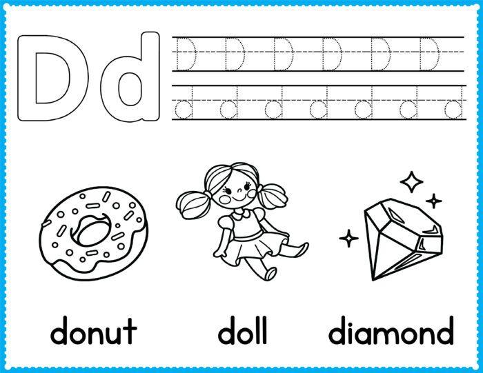 Free Alphabet Coloring Pages Preschool Printables Slap Dash Mom Alphabet Coloring Pages Alphabet Coloring Kindergarten Coloring Pages