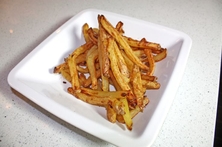 The Best No-Fry French Fries - T- fal ActiFry Review