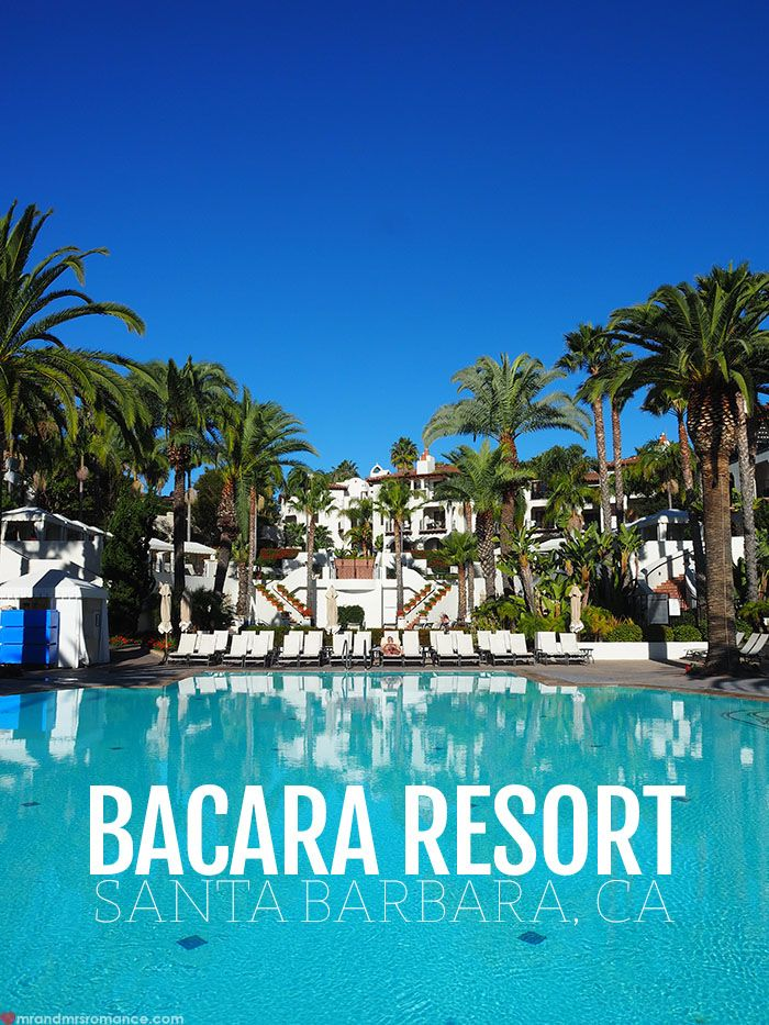 Where to stay in Santa Barbara, CA – Bacara Resort and Spa