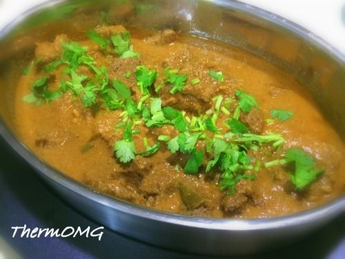 Indian Beef Curry — ThermOMG