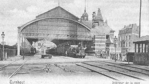 station Turnhout