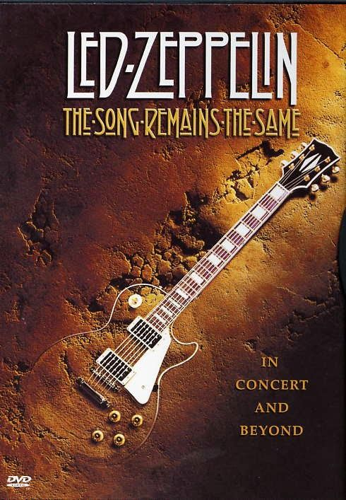That was yesterday: Led Zeppelin - The Song Remains The Same Concert, ...