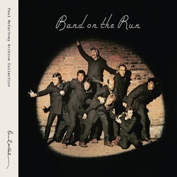 Paul McCartney, Wings : Band On The Run
